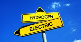 Hydrogen vs Electric