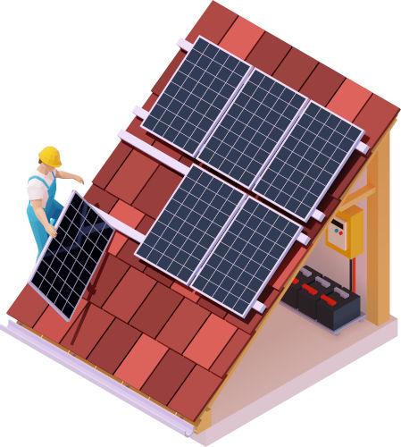 Wallbox mit der Photovoltaikanlage koppeln