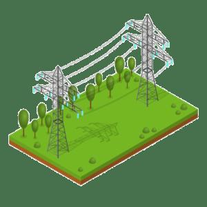 öffentliches Stromnetz